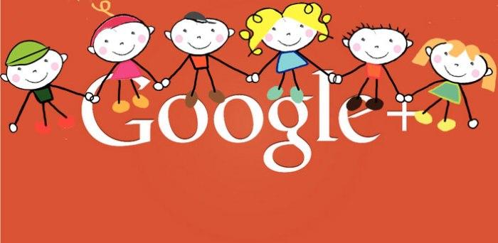 google plus for kids