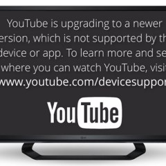 YouTube To Stop Working On Older Apple TV And Other Devices