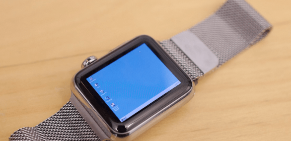 Windows 95 on an Apple Watch – Really?
