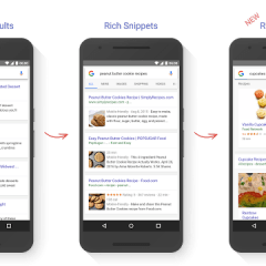 Google Rich Cards Offer Better Visual Experience