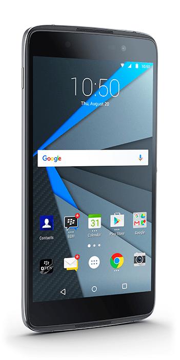 BlackBerry' DTEK502