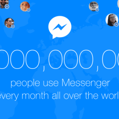 Facebook Messenger reaches 1 billion monthly active users globally