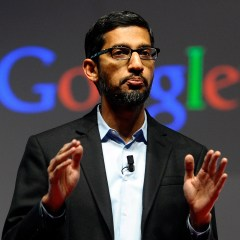 Google boss speaks on Brexit, taxes and antitrust charges