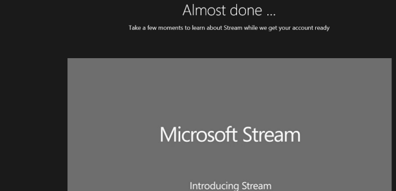 Microsoft Stream Launched as a Free Business Video Service
