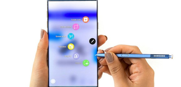Samsung Galaxy Note 7 now commercially available; but only in only in select markets