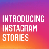Instagram Stories takes a slightly different route from Snapchat by recommending accounts to follow