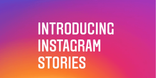 "Instagram definitely copying Snapchat with its new ""Stories"" feature"
