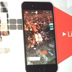 YouTube's live video makes a giant leap