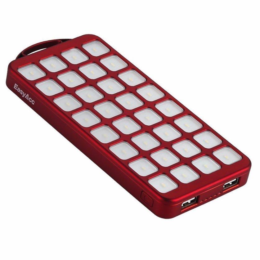 EasyAcc Solar Portable Charger