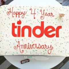 Happy 4th Birthday Tinder[Infographic]