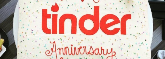 Happy 4th Birthday Tinder [Infographic]