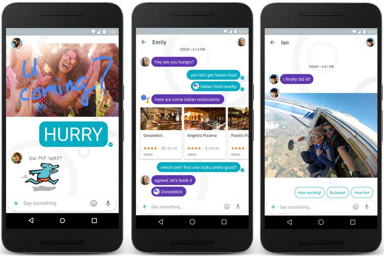 Allo, Google's New Smart Messaging App, Is Rolling Out Now