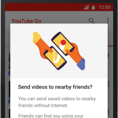 "Google's ""YouTube Go"" is a new app for saving videos for offline viewing"