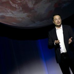 Elon Musk plans to send people to Mars in 80 days