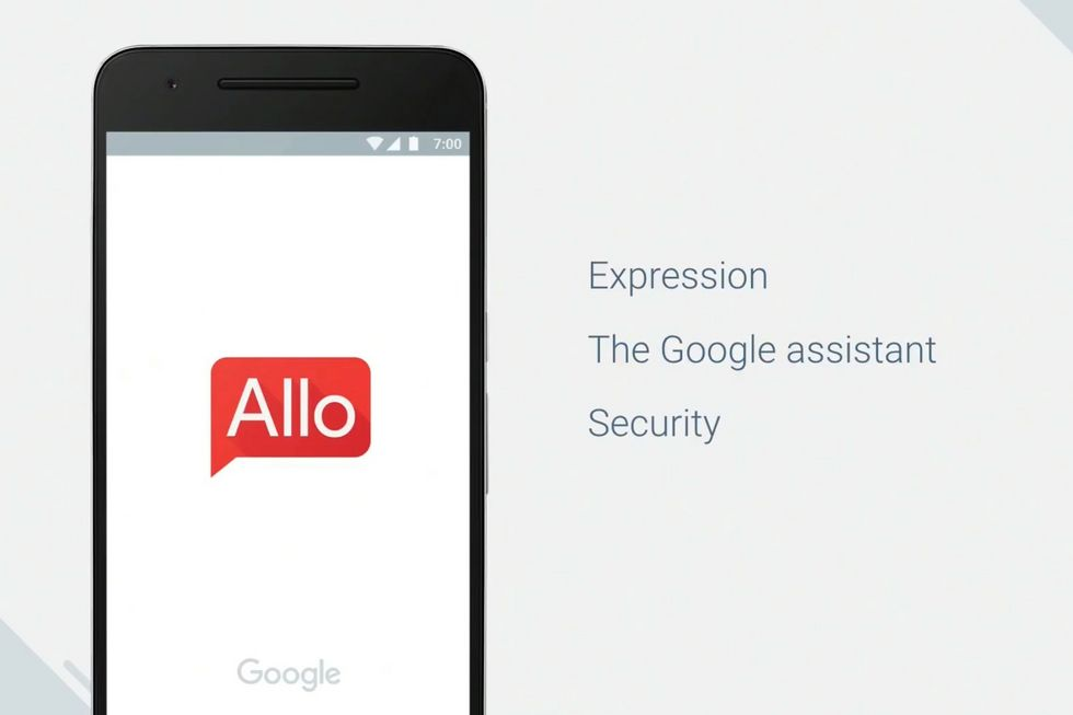 Google Rejoins Messaging Wars with Its Artificially Intelligent App Allo