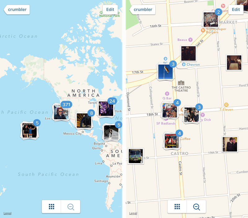 Instagram Removes Photo Maps Did You Ever Use It - Check off map