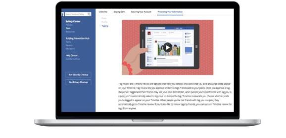 Facebook launches improved bullying prevention hub aimed at improving privacy control