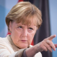 Chancellor Merkel worried that fake news could influence Germany's 2017 election