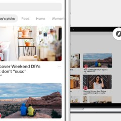 Pinterest now uses machine learning to show you what's trending