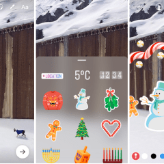 Instagram adds Stickers and Hands-Free video in latest updates