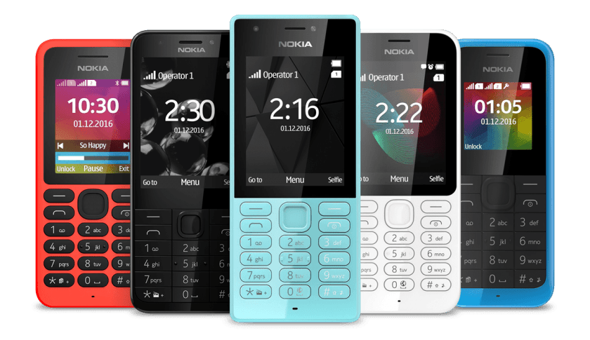 Nokia Android smartphones officially coming out in early 2017