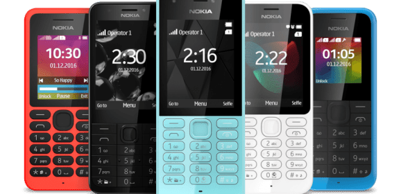 Nokia's Android-powered smartphones to hit the market in early 2017