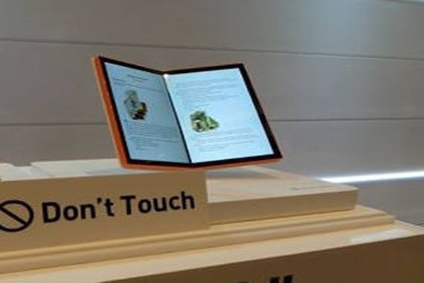 LG To Supply Foldable Display To Apple