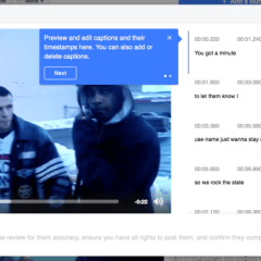 Facebook is rolling out an automatic captioning feature for videos on Pages