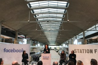 "Facebook ""Startup Garage"" Will Open In Paris"
