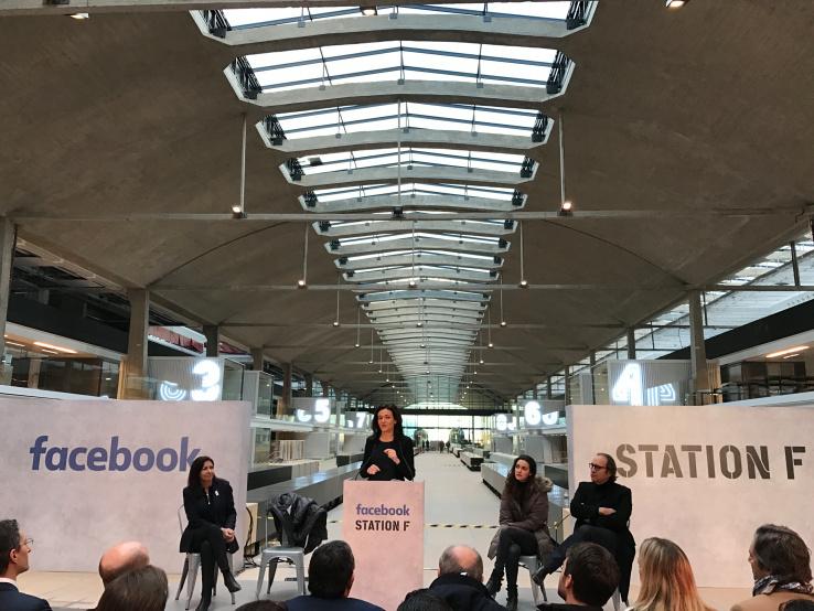 """Facebook """"Startup Garage"""" Will Open In Paris"""