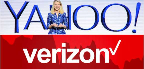 Verizon and Yahoo announce change in terms of agreement