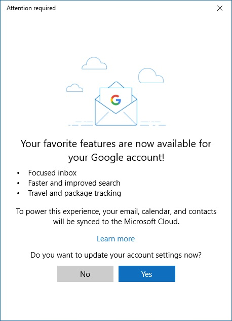 Gmail Focus Inbox