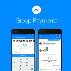 Facebook Messenger Group Payment Is Now Available In The US