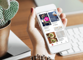 Pinterest has a new way to discover food ideas