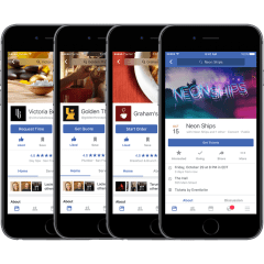 Facebook Launches Order Food Feature