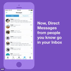 Twitter rolls out filters to help keep strangers off your DM