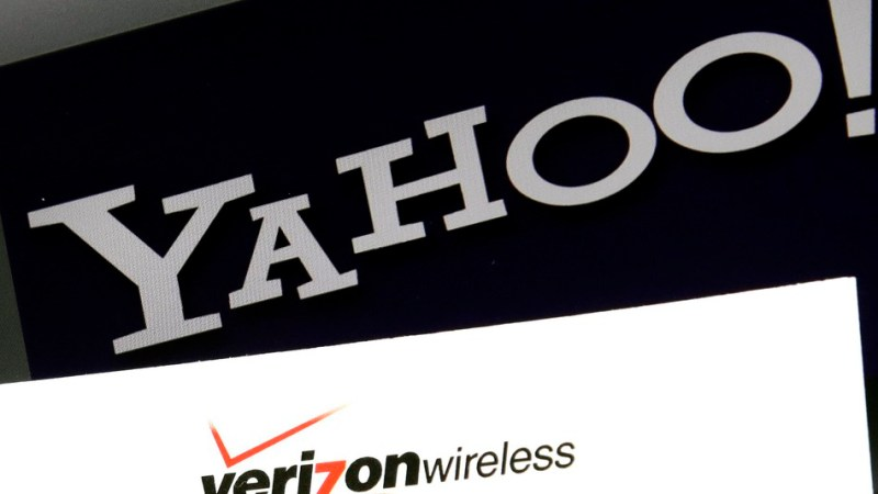 Yahoo and Verizon