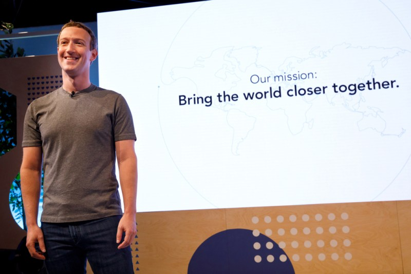 facebook ceo mark zuckerberg at communities summit group admins