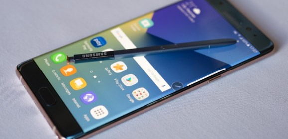 Samsung is bringing back the controversial Galaxy Note 7