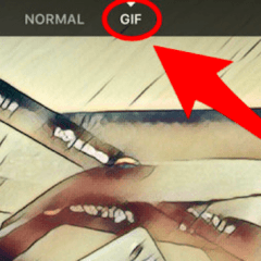 Facebook bakes new GIF-making feature into its camera