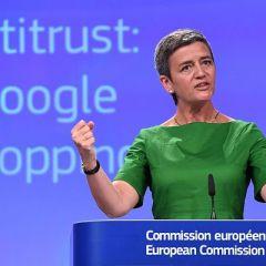 European Commission urges rivals to sue Google