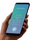 Samsung launches its powerful Bixby voice assistant in the US