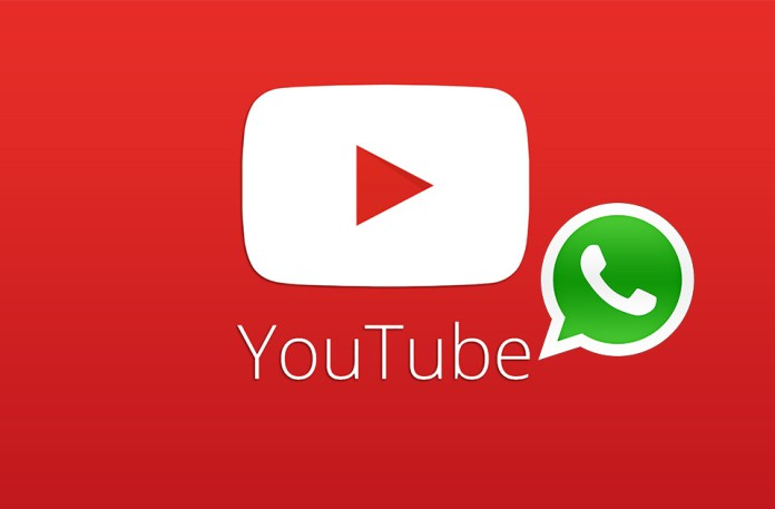 Youtube-Whatsapp