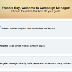 LinkedIn Advertisers Receive Three New Campaign Manager Tools