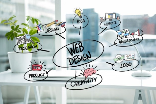 4 creative web design tips for startups