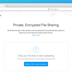 """Mozilla launches """"Send,"""" a new website for sending files among users"""
