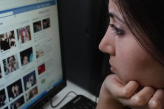 Social media and stress is to blame for a mental health crisis