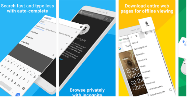 Google Chrome for Android now allows viewing of saved passwords