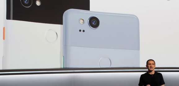 Google Pixel 2 and Pixel 2 XL unveiled
