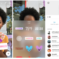 Instagram Stories gets more interactive with a new polling feature